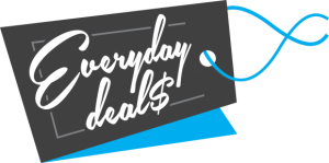 Everyday Hot Water Deals