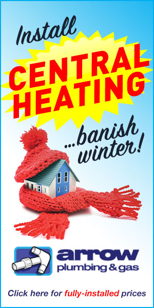Install Central Heating